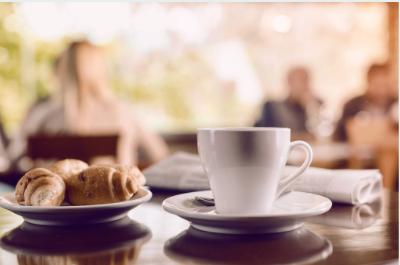 Kaffekopp, selskap